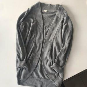 J crew oversized sweater